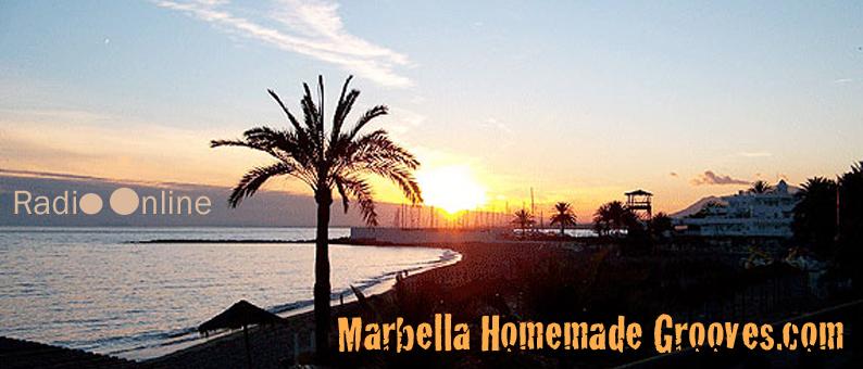 Marbella Homemade Grooves Radio Online